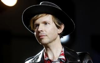 American music artist Beck.