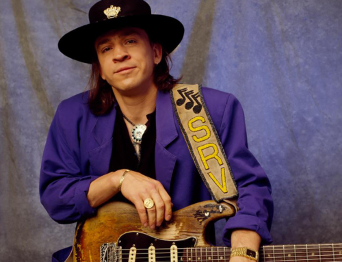 "Ep. 023 – Stevie Ray Vaughan – ""Life Without You"""