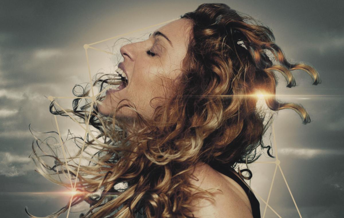 Pop singer Madonna.