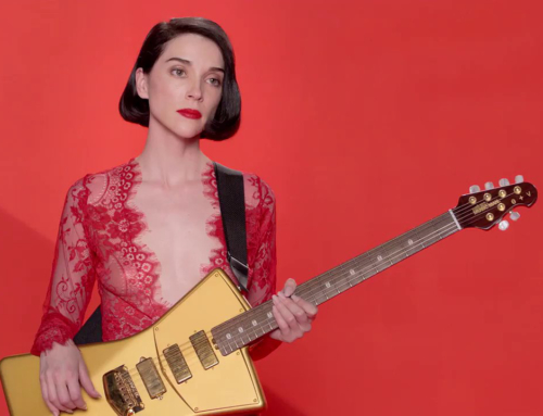 "Ep. 026 – St. Vincent – ""Human Racing"""