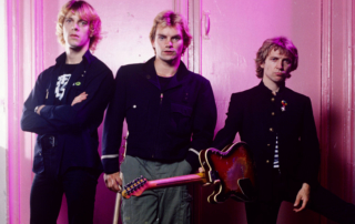 Rock band The Police.