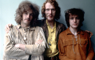 The rock band Cream.