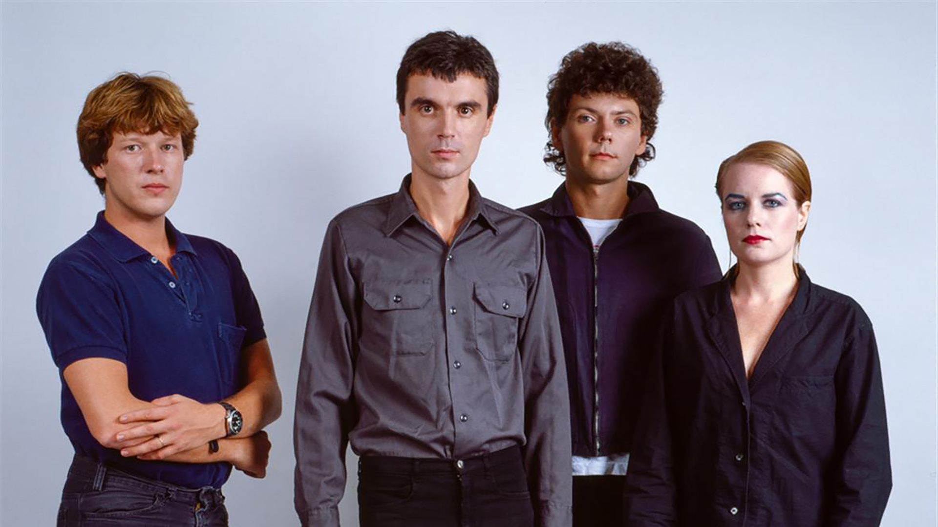 The band Talking Heads.
